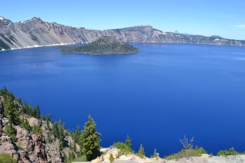 Crater Lake National Park, Oregon