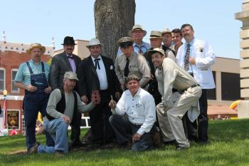 Mayberry Tribute Artists invade Danville, Ind. this weekend for the Mayberry in the Midwest Festival.