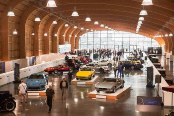 Exotics @ ACM exhibition at America's Car Museum in Tacoma, Washington