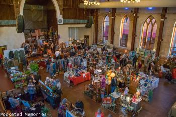 Holiday Flea Market at the BAC