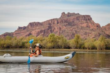 Visitor Guide Cover 2018 Salt River Kayaking