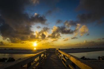 Romantic Georgia Coast Activity - Watch the Sunrise at Gould's Inlet in the Golden Isles