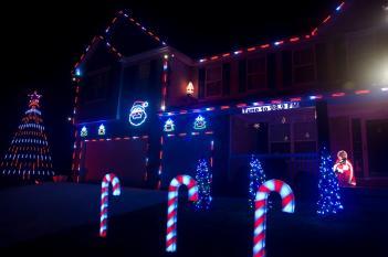 Lights on Lancaster (Photo courtesy of Lights on Lancaster Facebook page)