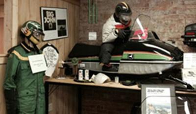 Antique Snowmobile Museum