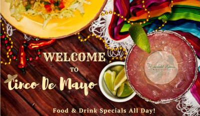 Cinco de Mayo at the Emerald Green at Lost Marsh