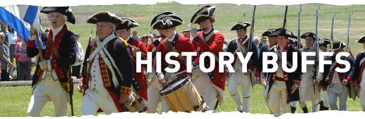 SPRING FESTIVALS - HISTORY BUFFS