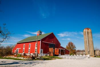 Avon Wedding Barn (Photo courtesy of Firm Grip Photography)