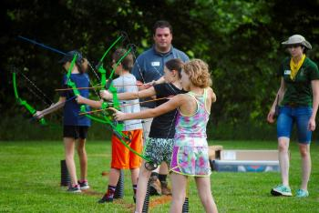 Summer Nature Day Camps are popular at McCloud Nature Park.