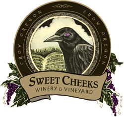 Sweet Cheeks Winery Logo