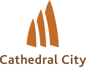 Cathedral City logo