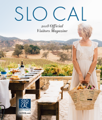 2018 SLO CAL Visitor's Guide Magazine