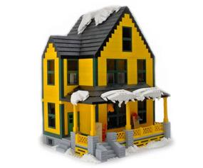 A-Christmas-Story-Lego-House