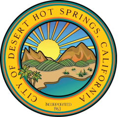 Desert Hot Springs logo