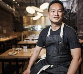 Executive Chef Keev Mah