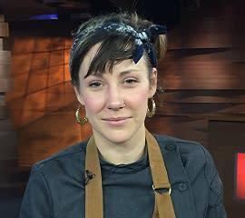 Head Chef Sarah Stewart, Juniper