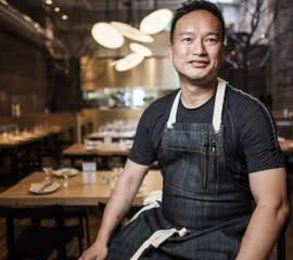 Executive Chef Keev Mah