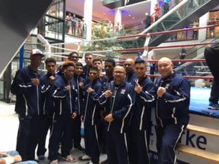 Team USA boxing