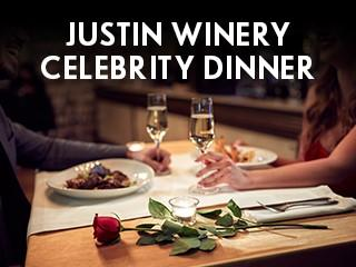 Justin Winery Celebrity Dinner