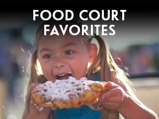 Riverfest Food Court Favorites Widget