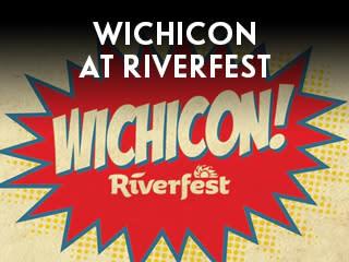 Wichitacon at Riverfest Widget