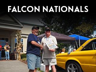 Falcon Nationals Car Show