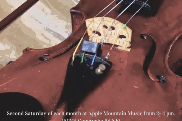 ABQ Megaband Jam @ Apple Mountain Music | Albuquerque | New Mexico | United States