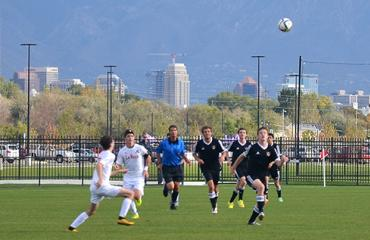 Salt Lake Regional Athletic Complex