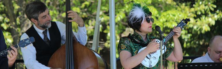 Arias and Duets at Maymont