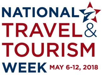 National Travel and Tourism Week 2018 Logo