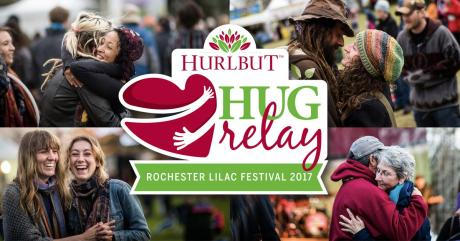 Rochester Lilac Festival looks to set a world record for the longest hug relay in 2017