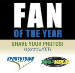 2018 SportsTown Fan of the Year