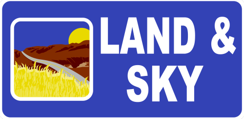 Land & Sky Logo