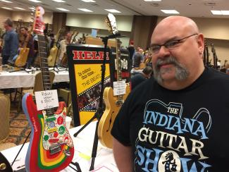Invite a friend and come check out The Indiana Guitar Show on April 8.