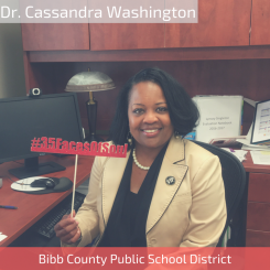 Dr. Cassandra Washington