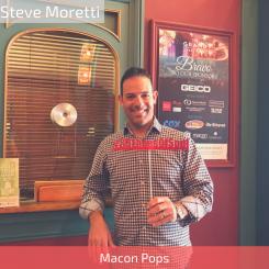 Steve Moretti 35 Faces of Soul