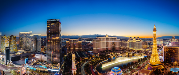 Eco-Friendly Venues, Wellness Activities and Healthy Dining: Vegas Company Events