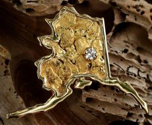 Gold Nugget Alaska