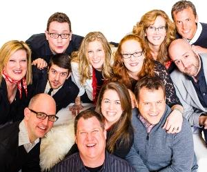 River City Improv comedy team in Grand Rapids