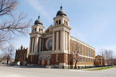 UKRAINIAN CATHOLIC METROPOLITAN CATHEDRAL OF SAINTS VLADIMIR & OLGA