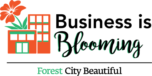 Business is Blooming logo