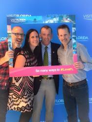 Visit Florida Media Mission