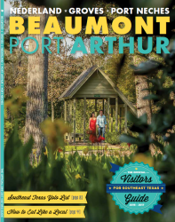 Southeast Texas Official Visitors Guide 2016 -2017