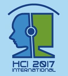 19th International Conference on Human-Computer Interaction Logo