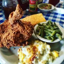 Sample soul food favorites at H&H in Macon.