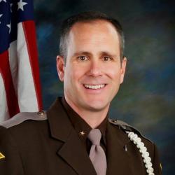 Hendricks County Sheriff Brett Clark