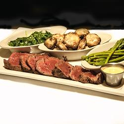 60 Bites - Thoroughbreds - Chateaubriand Bouquetiere