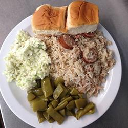 60 Bites - Simply Southern - Chicken Bog