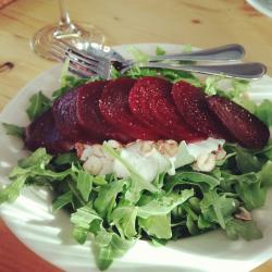 Blue Whale Bistro Salad