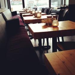 Blue Whale Bistro Tables