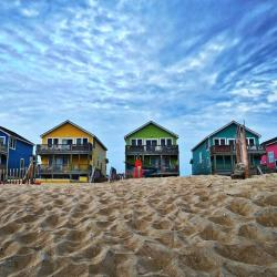 Oceanfront vacation rental homes in The Outer Banks NC